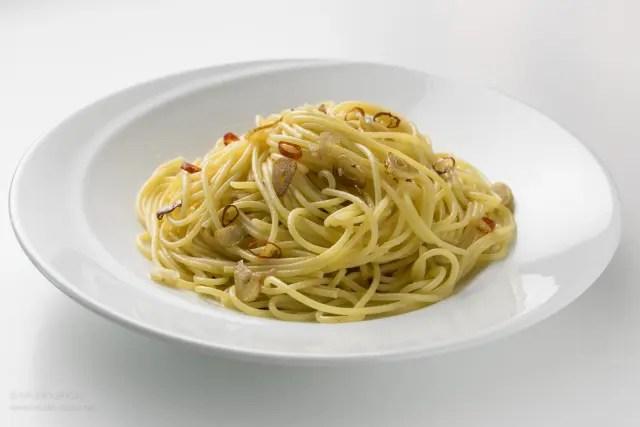「ごごナマ」なすと大葉のペペロンチーノのレシピ!山本ゆりのレンジ飯!