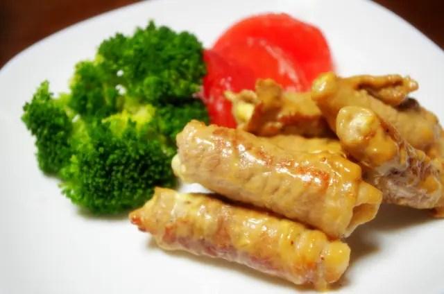 「ウワサのお客さま」豚巻きポテトのレシピ!つき (長田 知恵)さん伝授!