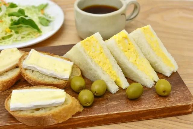「家事ヤロウ」玉子サンド(天のや)の作り方(レシピ)!美味夜食べスト9!