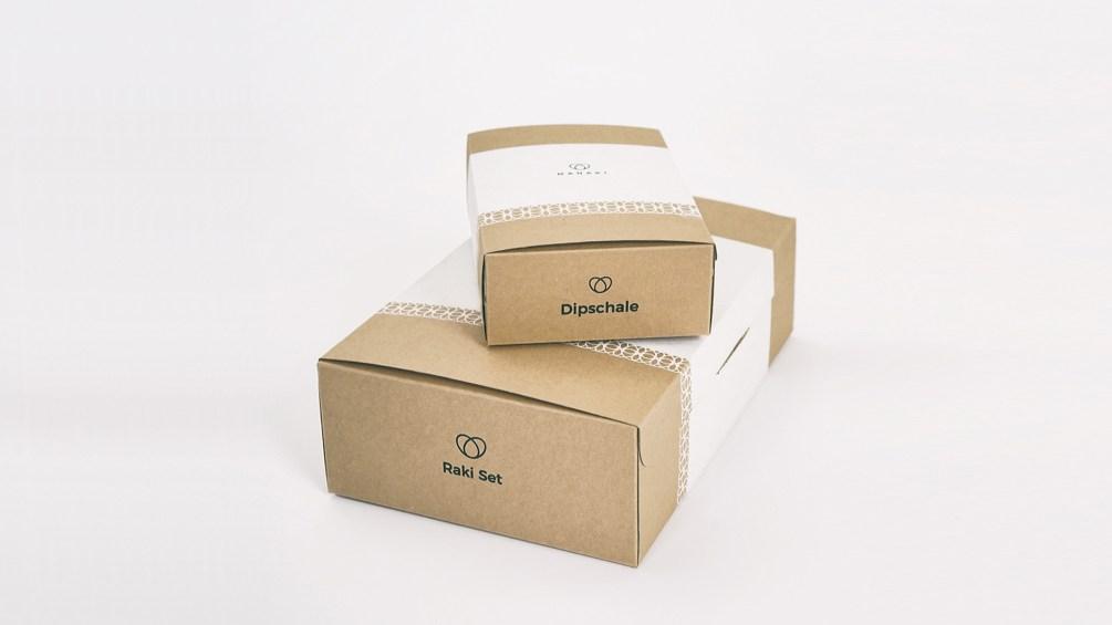 Manaki-Verpackung