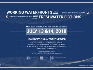 Working Waterfronts // Freshwater Fictions