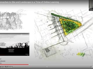 Grounding: Approaches to Site and Landscape in a Time of Online Learning