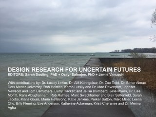 Design Research for Uncertain Futures