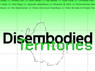 Disembodied Territories Project