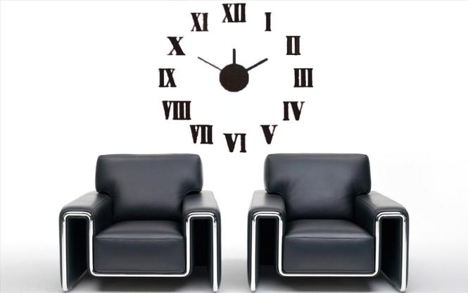 45 Off Glamorize Your Home Decor With This Unique Cod Hl5114 Hl5111 Concrete Clock Free Peninsular Delivery On March 15th 2016 Deals Malaysia
