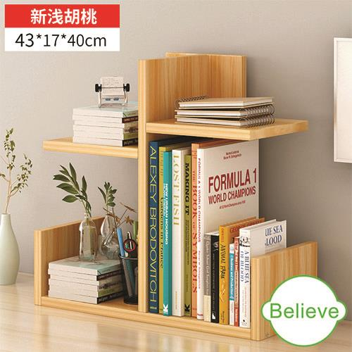 bookshelf simple table storage rack shelf small student dormitory desk creativ