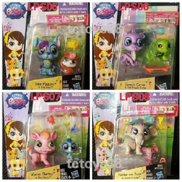 littlest pet shop hasbro # 12
