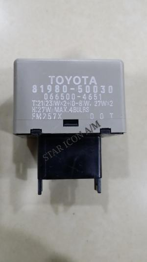 DENSO SIGNAL FLASHER RELAY 12V 8PIN (end 10212019 7:15 PM)
