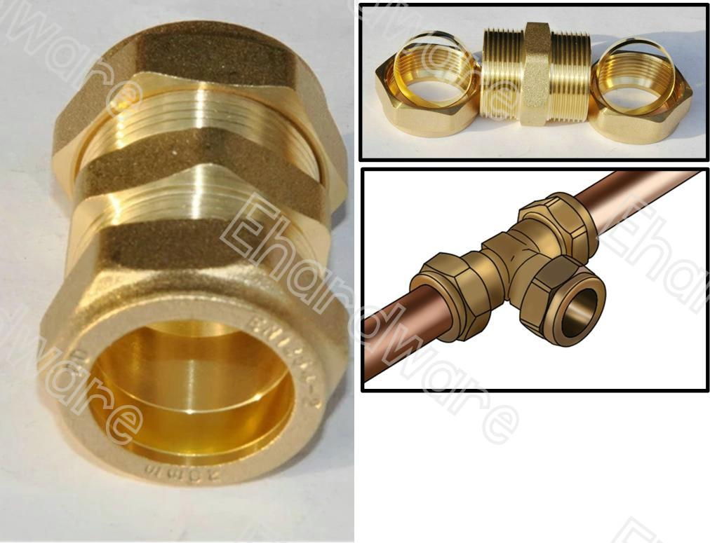 HEATER WATER LINE BRASS COMPRESSION End 3132019 809 PM