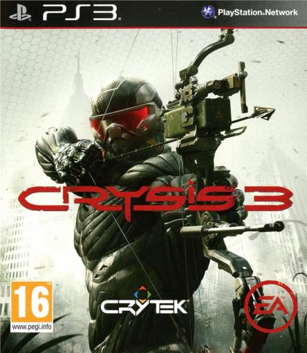 PS3 CRYSIS 3 GAME for SONY PLAYSTAT  end 1 15 2017 12 15 PM  PS3 CRYSIS 3 GAME for SONY PLAYSTATION 3
