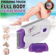 Finishing Touch Instant Hair Remover Epilator Shaver Painless Laser