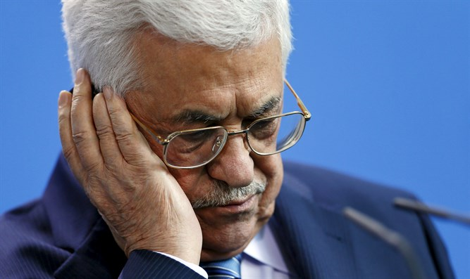 PA chairman and Fatah leader Mahmoud Abbas