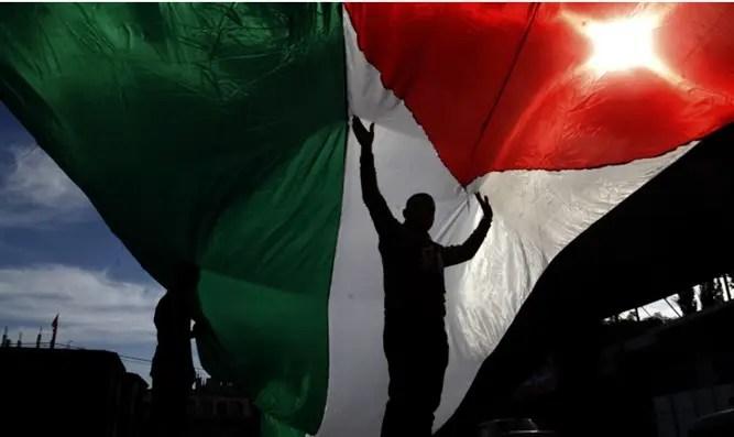 PLO flag