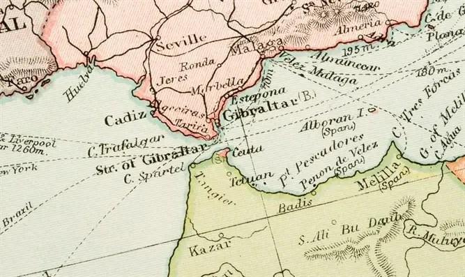 Str. of Gibraltar