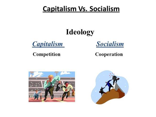 Image result for capitalist vs socialist SYSTEMS