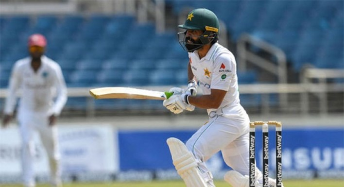 Ian Bishop lavishes praise on Fawad Alam after ton in second Windies Test