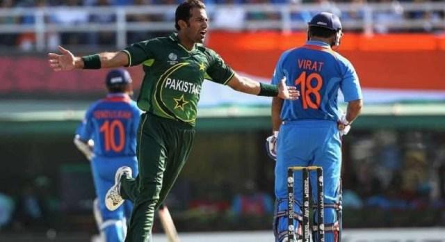 پاکستان ٹی 20 ورلڈ کپ کے دوران بھارت کو شکست دے سکتا ہے: وہاب ریاض