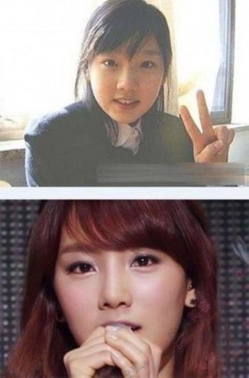 韓星整容前後驚悚對比!看韓國明星到底有多醜... 看完我驚呆了…!!