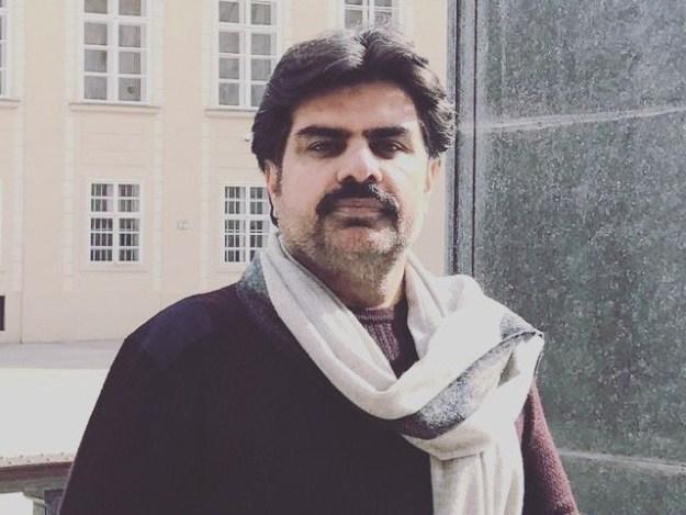 کراچی کے حوالے سے منفی تاثر زائل کرنے کے لیے کھلاڑیوں کو کراچی ضرور لانا چاہیے، ناصر حسین شاہ۔ فوٹو : فائل