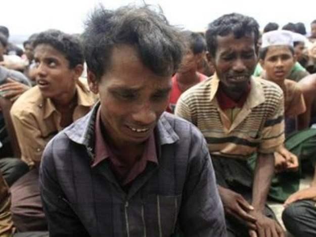 مسلمان بھائیوں کے ساتھ جو وحشیانہ برتاؤ کیا جارہا ہے اس کی سزا میانمار کو ضرور ملنی چاہیے، القاعدہ  فوٹو : فائل