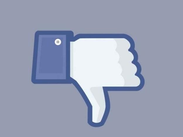 فیس بک ' ڈاؤن ووٹ' آپشن کا پہلی بار آزمائشی استعمال رواں سال فروری میں امریکا میں کیا گیا تھا(فوٹو : فائل)