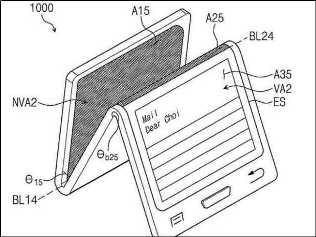 Samsung Confirms Foldable Phone for 2018