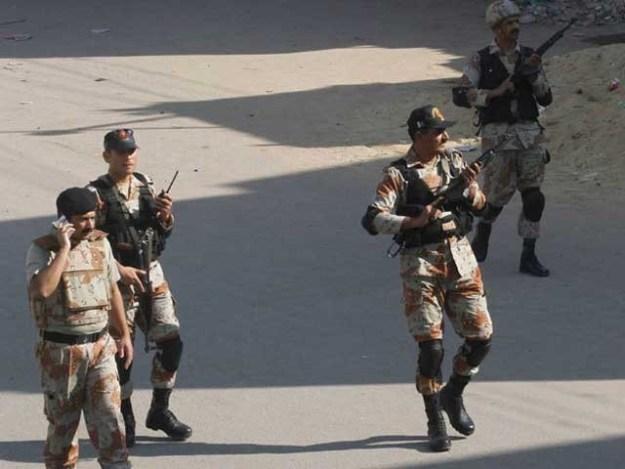 فائرنگ کے تبادلے میں ایک دہشت گرد ہلاک جب کہ ایک زخمی ہوگیا، آئی ایس پی آر :فوٹو:فائل