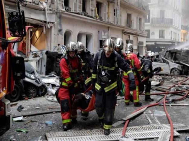 زخمیوں میں 5 کی حالت تشویشناک ہے، فوٹو: اے ایف پی