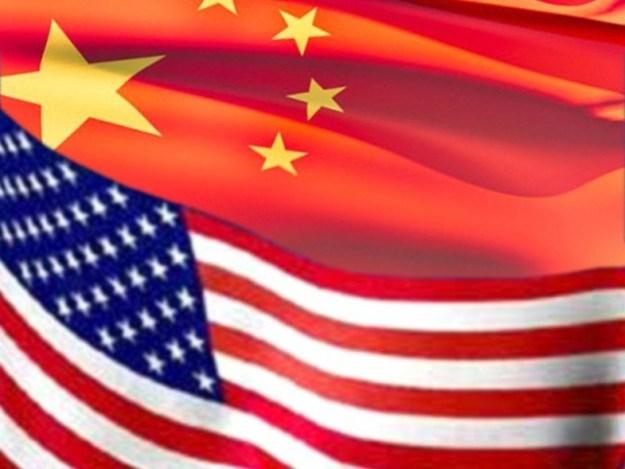 چین امریکا کو 250 ارب ڈالر جبکہ امریکا چین کو 110 ارب ڈالر کی برآمدات کرتا ہے۔ فوٹو: فائل
