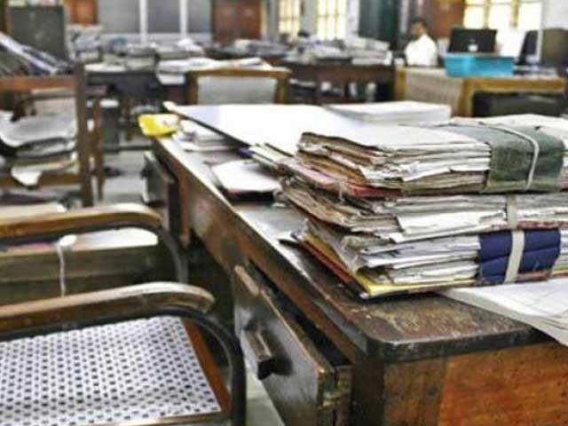 خیبرپخونخوا میں ریٹائرمنٹ کی عمر63 سال کرنے کا فیصلہ معطل