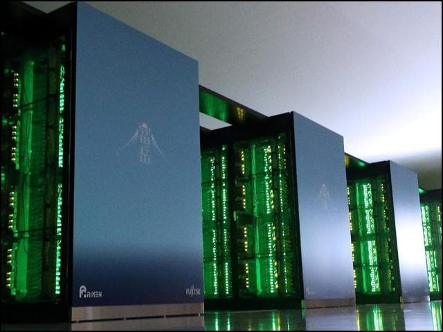 جاپان نے دنیا کا سب سے طاقتور سپر کمپیوٹر بنا لیا