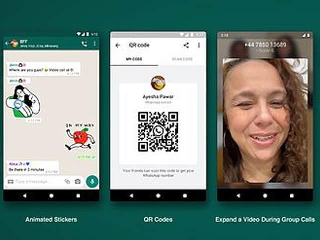 واٹس ایپ بہترین فیچرز کا گلدستہ جلد ہی پیش کرے گا