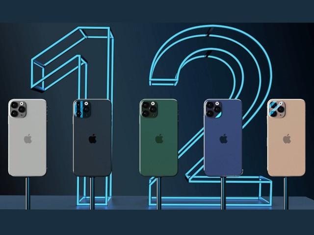 ایپل آئی فون 12 اکتوبر میں جاری کیا جائے گا