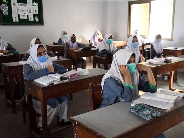 سندھ کے سوا باقی صوبوں میں مڈل اسکول کھل گئے