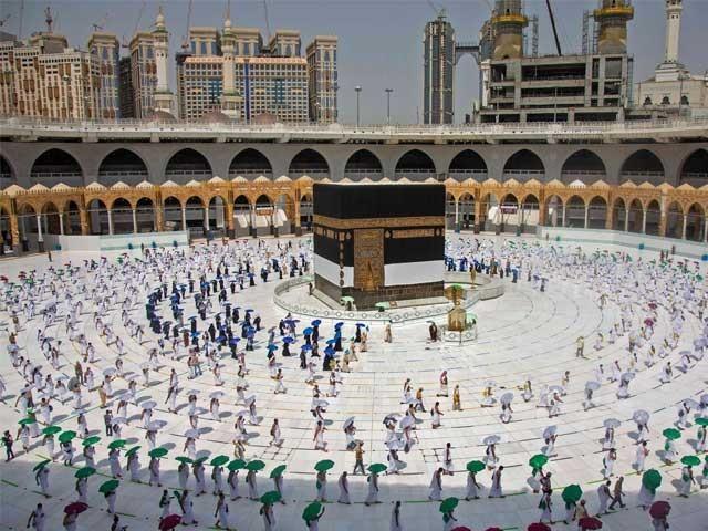 سعودی عرب نے 4 اکتوبر سے عمرہ بحال کردیا