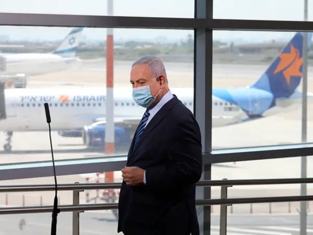 اسرائیل کی پہلی براہ راست کمرشل پرواز کی بحرین آمد