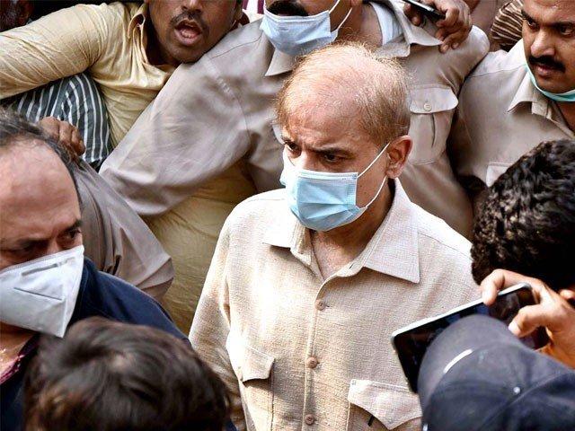 شہباز شریف کو منی لانڈرنگ کیس میں جیل بھیج دیا گیا