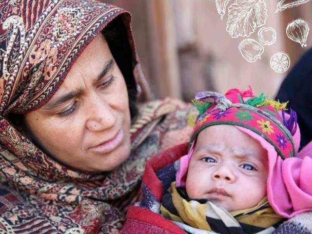 پاکستان میں 2 سے 5 سال کے 13 فیصد بچے 'عملی معذوری' میں مبتلا، رپورٹ
