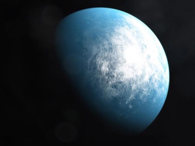 یہ سیارہ ''دوسری زمین'' ہوسکتا ہے، ماہرین