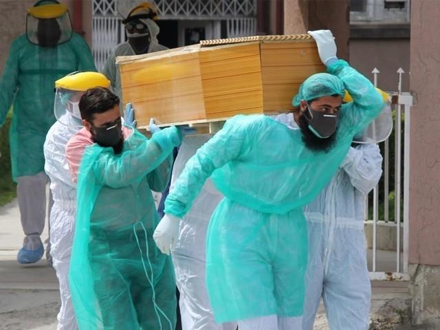کورونا کی دوسری لہر میں شدت آگئی، 24 گھنٹے میں 20 افراد جاں بحق