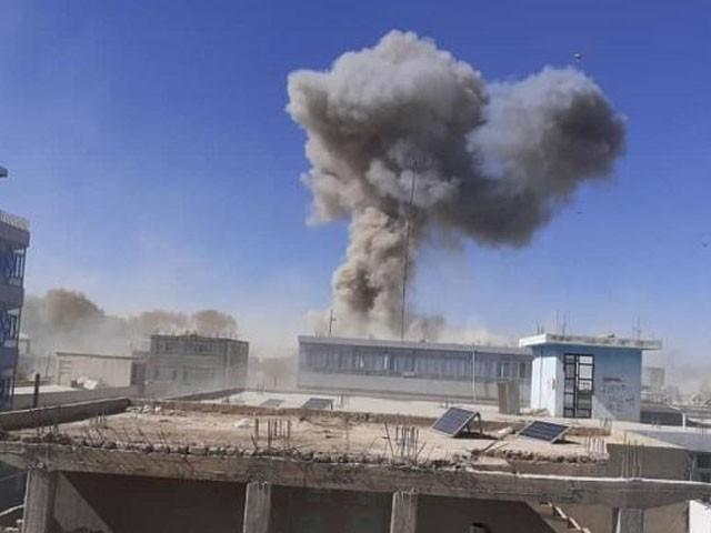 افغان صوبے بامیان میں ایک ساتھ دو دھماکے، 17 افراد ہلاک