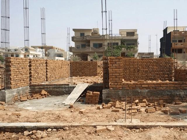 3 ماہ کے دوران تعمیراتی سامان کی قیمتوں میں 30 فیصد تک اضافہ