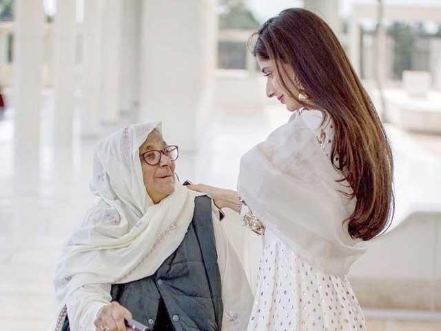 ماورہ اور عروہ حسین کی نانی کا انتقال ہوگیا