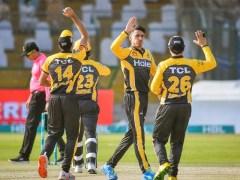 پشاور زلمی کا اسلام آباد یونائیٹڈ کے خلاف ٹاس جیت کر فیلڈنگ کا فیصلہ