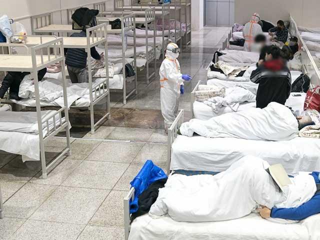 کورونا وبا؛ 10 ماہ بعد ایک دن میں سب سے زیادہ اموات ریکارڈ