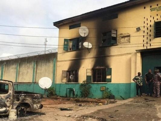 حملہ آور مشین گن، راکٹ لانچر اور گرنیڈ سمیت دیگر بھاری ہتھیاروں سے لیس تھے، نائیجیرین حکام۔ فوٹو : فائل