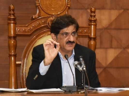 کے ڈی اے کو مالی مستحکم بنانے کیلئے بیل آؤٹ پیکیج دیں گے، مراد علی شاہ  ۔  فوٹو : فائل