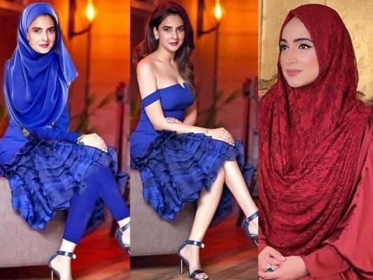 صباقمر نے اپنی سالگرہ کے موقع پر نیلے رنگ کے لباس میں اپنی کئی تصاویر  شیئر کی تھیں فوٹوسوشل میڈیا