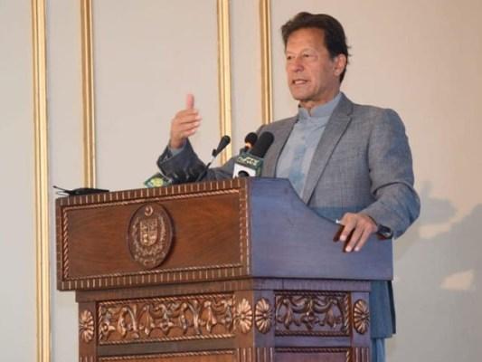 ہمارے حالات مشکل ہیں، ملک پر قرضے ہیں، عمران خان۔ فوٹو:سوشل میڈیا
