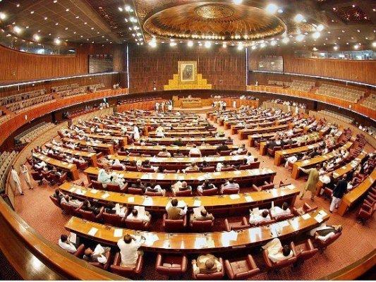 وفاقی وزیر داخلہ کی جانب سے آج ایوان کومذاکرات کے بارے میں آگاہ بھی کیا جائے گی۔